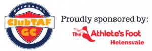 Club Taf - The Athlete's Foot logo