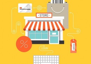 We can setup an online shop to sell your products and services