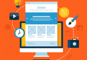 We provide web design services in Adelaide